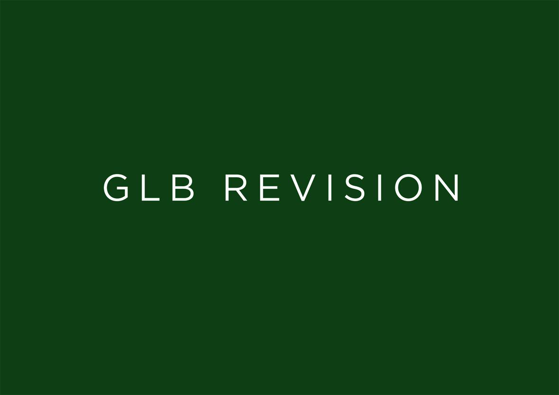 GLB Revision